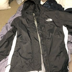 EUC condition women's north face jacket
